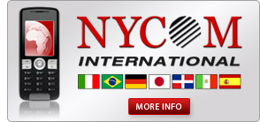NYCOM International Calling Plan